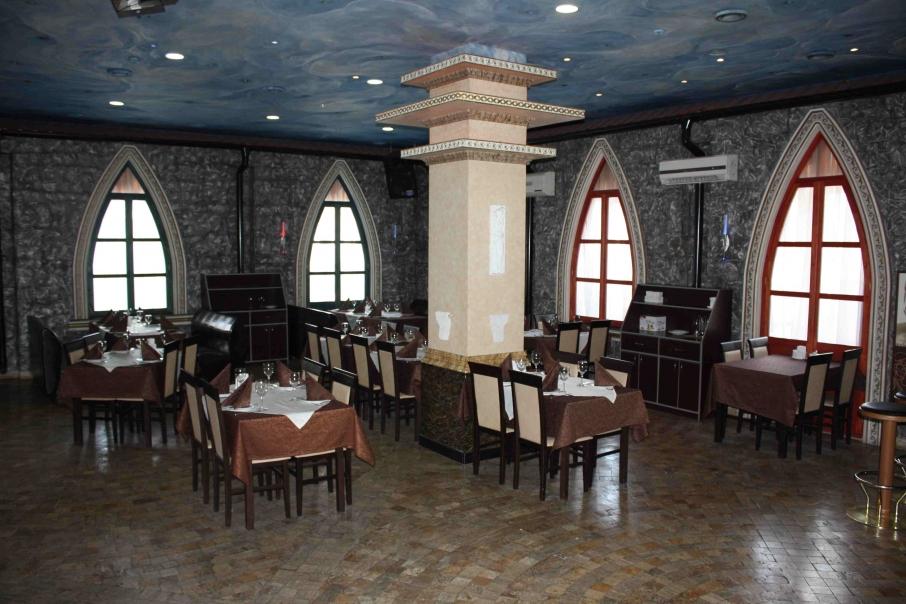 залы ресторанов фото